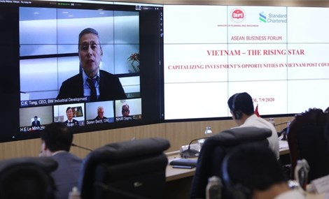 Vietnam, rising star in FDI attraction