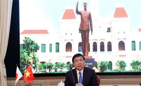 Ho Chi Minh City enhances cooperation with Japan's Aichi prefecture