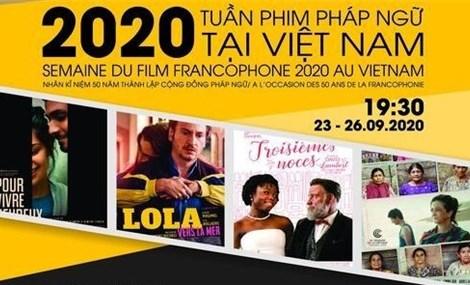 Film week celebrates Francophone community's 50th anniversary