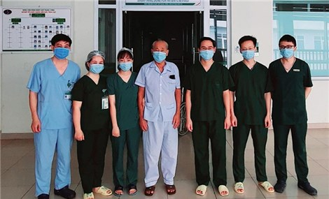 COVID-19 No new cases, 10 more patients given all clear