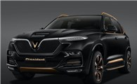 Meet The VinFast President A BMW X5 Powered By A GM V8