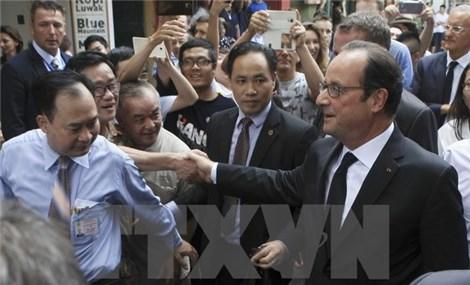 法国媒体越南市场十分活跃并日益吸引法国的眼球