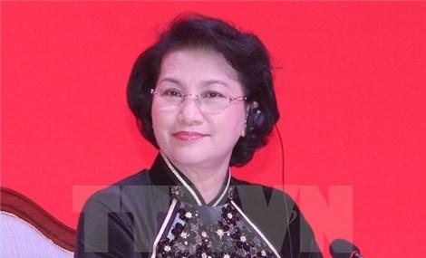 老挝媒体阮氏金银主席访老有助于深化越老两国特殊团结友谊