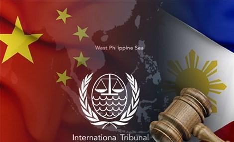 按照《海洋法公约》附件VII成立的国际仲裁法庭有关东海仲裁案的裁决显露了中国危险的民族主义