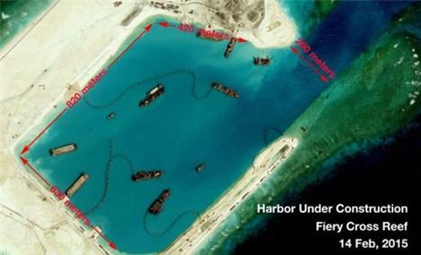 揭露中国吞并东海的长期战略