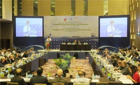 关于东海的国际科学研讨会为塑造东海问题国际舆论环境做出贡献