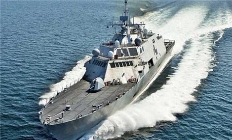 美国宣称将继续执行在东海的军事行动