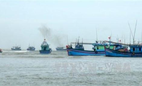 越南强烈反对针对越南渔民的非人道行为