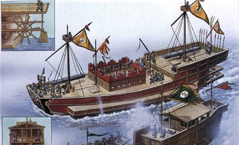 越南各朝代皇帝对黄沙与长沙诸岛的保卫战略
