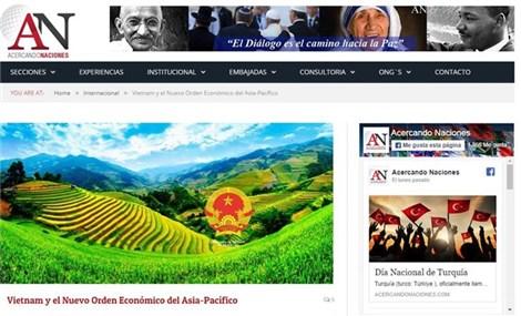 APEC 2017 阿根廷媒体高度评价越南经济社会发展成就