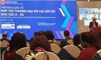 Thúc đẩy xuất khẩu hàng Việt sang thị trườngÁ -Âu