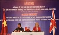 Hiệp định thương mại tự do Việt Nam-Anh cóý nghĩa thiết thực với cả hai nước