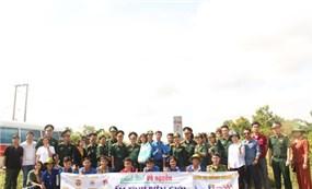 Bình Phước thắt chặt tình hữu nghị với các tỉnh biên giới của Campuchia