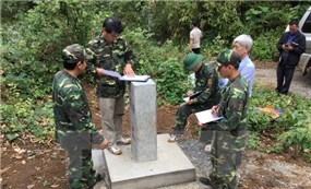 Kon Tum Hành trình 15 năm phân giới cắm mốc đường biên giới với Campuchia