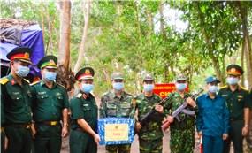 Biên giới Việt Nam - Campuchia Phòng chống dịch Covid-19 là nhiệm vụ cấp bách