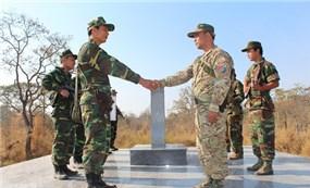 Nâng cao quan hệ biên giới Việt Nam - Campuchia Hợp tác chiều sâu, phù hợp tình hình mới