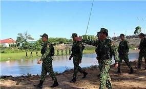 An Phú tăng cường kiểm soát biên giới với Campuchia