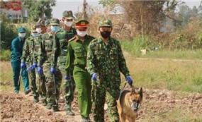 Những chốt chặn nơi biên giới thời bình ở An Giang