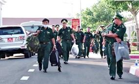 Bà Rịa - Vũng Tàu hỗ trợ các tỉnh biên giới với Campuchia phòng chống Covid-19