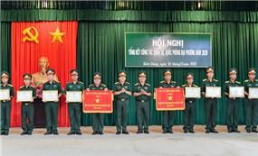 Campuchia tặng Huân chương hữu nghị cho Bộ Chỉ huy quân sự Kiên Giang