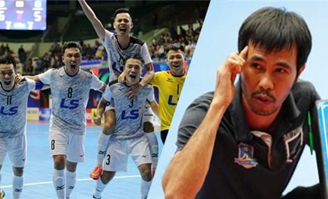 Futsal Việt Nam lọt top 10 đề cử giải thưởng xuất sắc nhất thế giới
