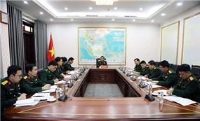 Tăng cường hợp tác quản lý, bảo vệ biên giới với Trung Quốc và Campuchia