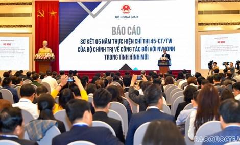 "Overseas Vietnamese: Will the ""grey matter"" ever return home?"