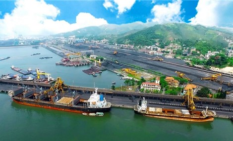 Party Committee of Cua Ong Coal Selection Company: Bright spot of the Northeast coal region
