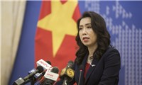 Việt Nam nói gì về tài liệu Ấn Độ Dương - Thái Bình Dương của Mỹ mới giải mật?