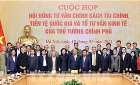 越南政府总理阮春福:积极提出政策建议 为发展注入新动力