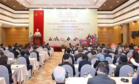 Diplomatic corps, international organisations informed about 13th National Party Congress