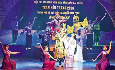 Positive signs seen from cultural activities in Ho Chi Minh City
