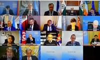Bảo vệ lợiích quốc gia-dân tộc cùng sứ mệnh duy trì hòa bình và an ninh quốc tế