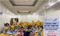Hội Hữu nghị Việt Nam - Campuchia tại TP HCM: hỗ trợ mổ mắt miễn phí cho bệnh nhân nghèo