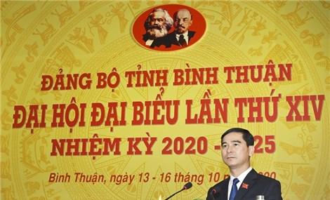 Đưa Bình Thuận trở thành tỉnh mạnh về kinh tế biển, năng lượng và du lịch