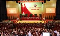 Báo chí khu vực Mỹ Latinh đồng loạt đưa tin ảnh về Đại hội Đảng XIII