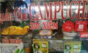"""Ghé chợ Campuchia ở Sài Gòn """"săn""""  các món lạ ăn Tết"""