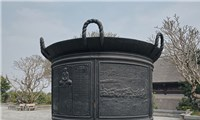 Ngắm quốc bảo nhà Trần ở chùa Tam Chúc