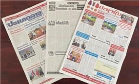Báo chí quốc tế đưa tin đậm nét về Đại hội XIII của Đảng