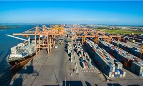 Dự báo năm 2030 sẽ có hơn 1,4 tỷ tấn hàng hóa thông quan qua cảng biển Việt Nam