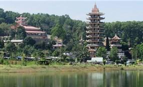 越南安江省力争至2025年接待游客量达4200万人次