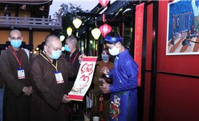 Ho Chi Minh City: Calligraphy festival hosted to welcome Year of Buffalo