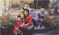 Ấn tượng ngày Tết quê hương của cô gái gốc Việt