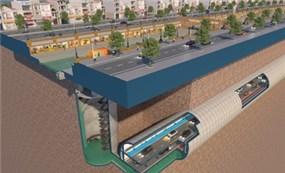 Đề xuất làm đường hầm cao tốc kết hợp chống ngập dọc sông Tô Lịch