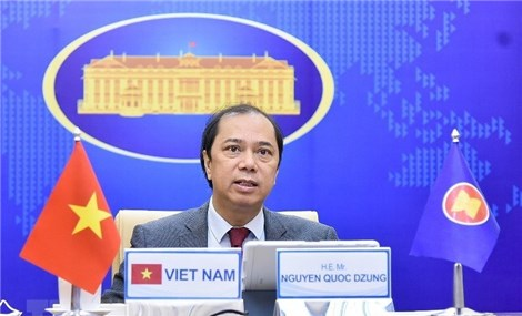 Đưa quan hệ Đối tác Chiến lược tăng cường Việt Nam-Thái Lan lên tầm cao mới