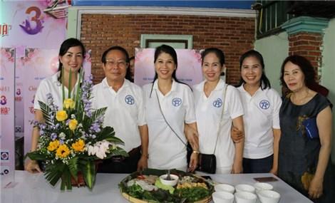 Kiều bào Lào với Ngày Quốc tế Phụ nữ năm 2021