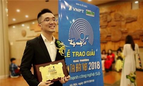Giải Nhì Nhân tài Đất Việt được quỹ đầu tư Zone Startups Ventures rót vốn