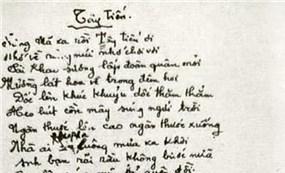 Người đi Tây Tiến mùa xuân ấy: Nhà thơ Quang Dũng - người đầu tiên viết sử Tây Tiến