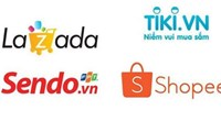 Việt Namáp đảo top 10 sàn thương mại điện tử Đông NamÁ