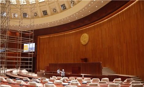 Tòa nhà Quốc hội mới - Biểu tượng của tình đoàn kết Việt-Lào